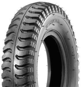 250x4 4pr grey lug pattern tyre k351