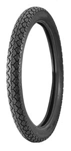 300x17 4pr street scotter tyre KT918