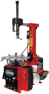 Automaster 202IT tyre changer t/l inflation (1PH or 3PH)
