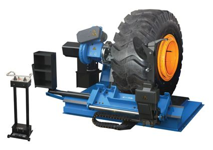 Automaster 306 EM/truck/tractor tyre cha
