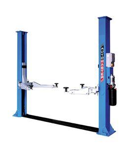 AM6140E BasePlate 2 post hoist elec lock