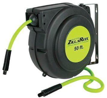 Flexzilla hose reel  3/8x50ft standard rewind
