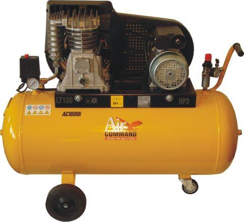 Air Command 3hp 16CFM compressor 100ltr