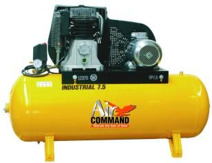 Air Command 7.5hp compressor