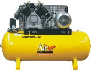 Air Command 10hp V-twin compressor