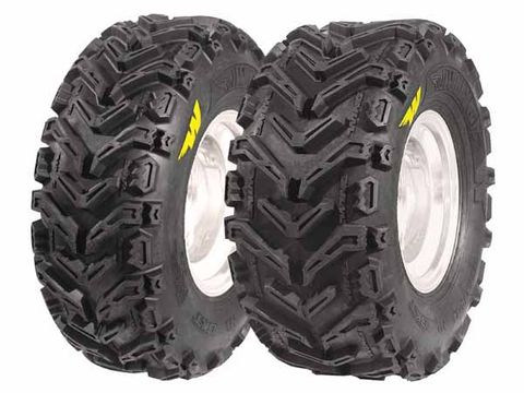 25/10.00-12 BKT W207 ATV 6PR Tyre TL