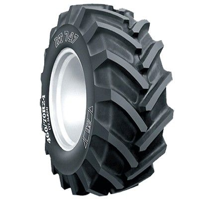 460/70R24 BKT  RT747 Agro Industrial TL - 17.5LR24