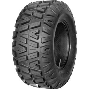 25x10R12 8pr K585 Kenda side by side 7psi