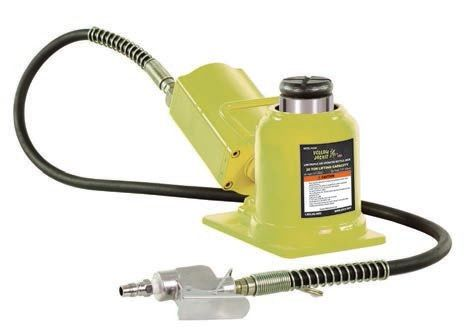 20 ton low profile air/hyd bottle jack Y-Jackit
