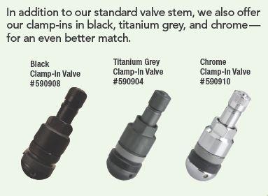 Sens.It clamp in valves