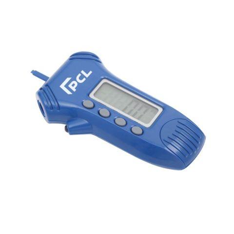 PCL digital depth & pressure gauge with light
