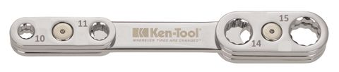 8 IN 1 metric wrench - Ken Tool