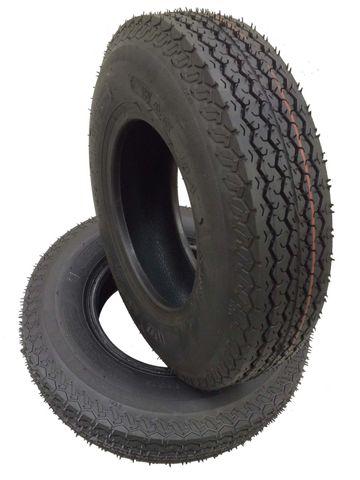 400/480x8 4pr t/l Kings / roadguider tyre 62N