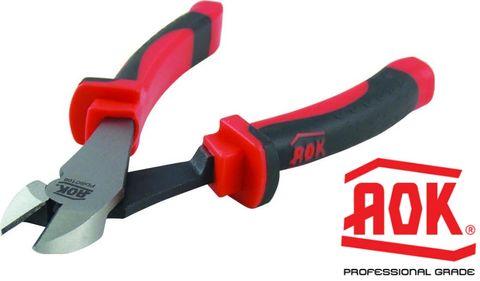 "pliers - 8"" diagonal cutter - AOK"