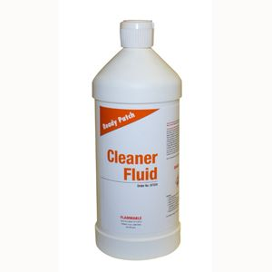 cleaner fluid (quart) - READY PATCH