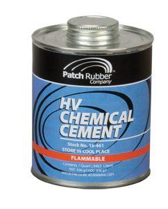HV cement (high visc) 1/2 pint - PRC
