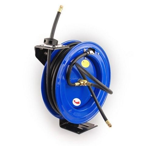 hose reel open body 20mtr x 3/8 in