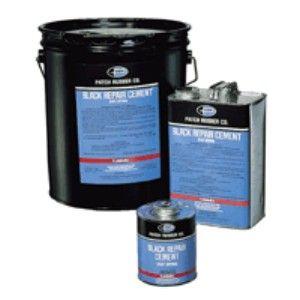 black repair cement  (gallon) - PRC