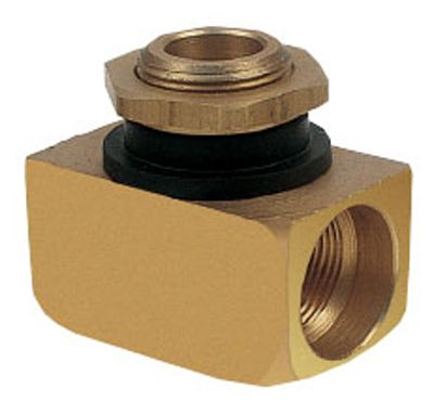 super l/b screw in double end spud Haltec 1/2 pipe thread