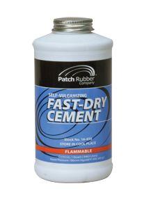 fast dry cement (quart) - PRC