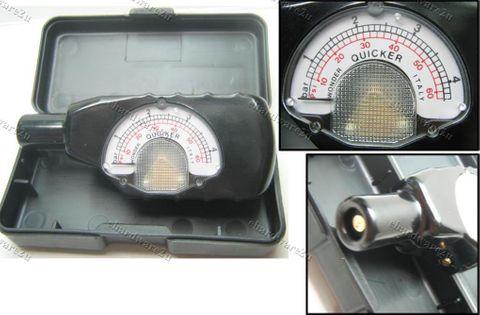 quicker pressure gauge 0-60psi wonder