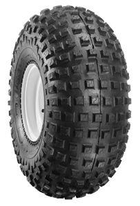 16x8x7 2pr Carlisle knobbly tyre