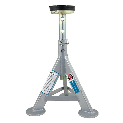3 ton jack stand w/rubber pad (sold each) Esco