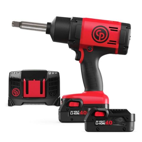1/2 dr 20v CP cordless impact (2 batteries)
