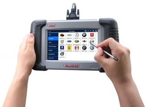 Autel Maxisys 906BT scan tool
