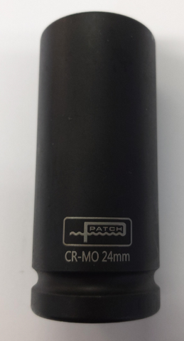 24mm x 3/4dr deep impact socket PRTT