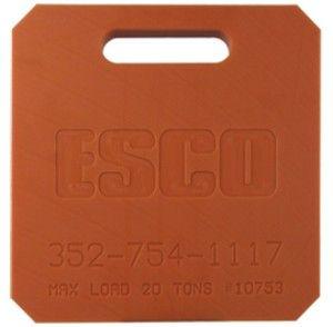 jack plate 20 ton Esco 300x300x25mm