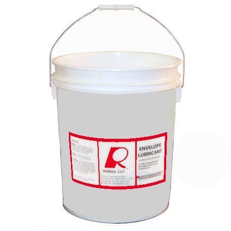 Envelope lube 5 gallon - Robbins