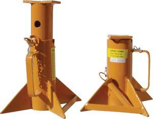 axle stands - (pair) 13T short 240-400mm Esco