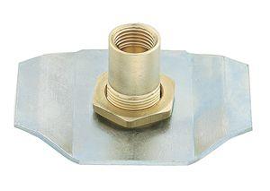 l/bore swivel tube spud adapter