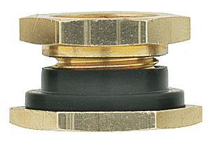 large bore rim hole plug