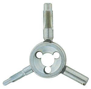 jumbo 4 way valve tool - large bore