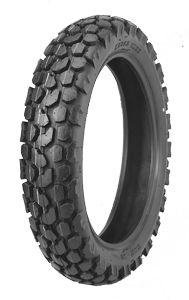 300x17 KT966 rear knobbly tyre