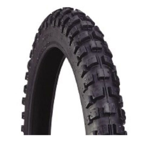 350x18 HF311 rear knobbly tyre