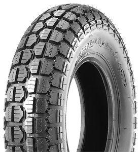 400x5 4pr grey block tyre K462