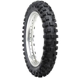 460x17 HF335 duro rear knobbly tyre
