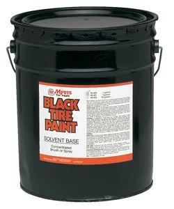 tyre paint conc solvent base gallon