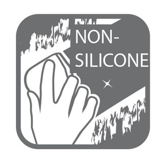 Non-silicone