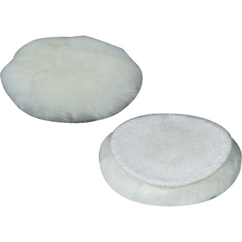 75mm WOOL BUFFING PAD