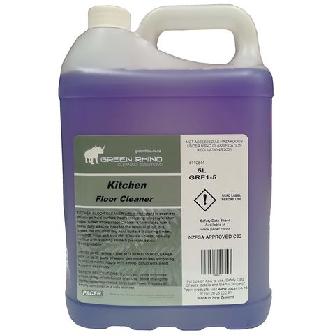 GREEN RHINO® KITCHEN FLOOR CLEANER