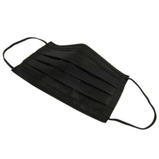 SURGICAL MASK 3PLY BLACK