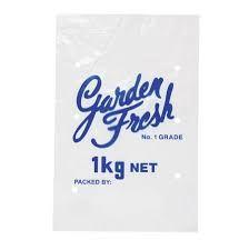 1KG GARDEN FRESH  QTY 1000 P/CTN
