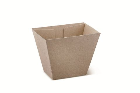 KRAFT CHIP BOX 70X45X90 (500)