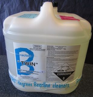 BRACTON TWIN BEERLINE CLEANER 15LT