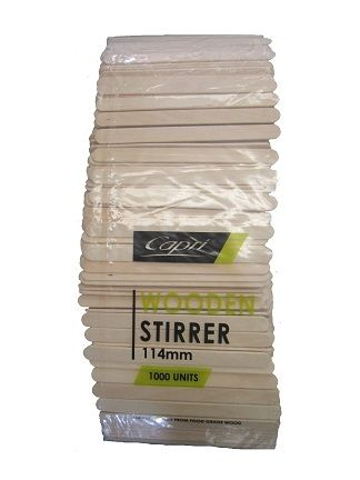 11CM  SMALL STIRRER STICKS  CTN
