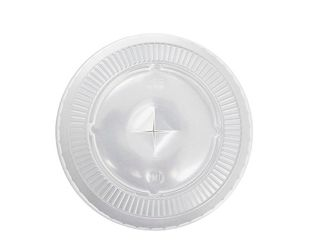 FLAT LID LARGE FIT 12,15,18 & 22OZ CTN